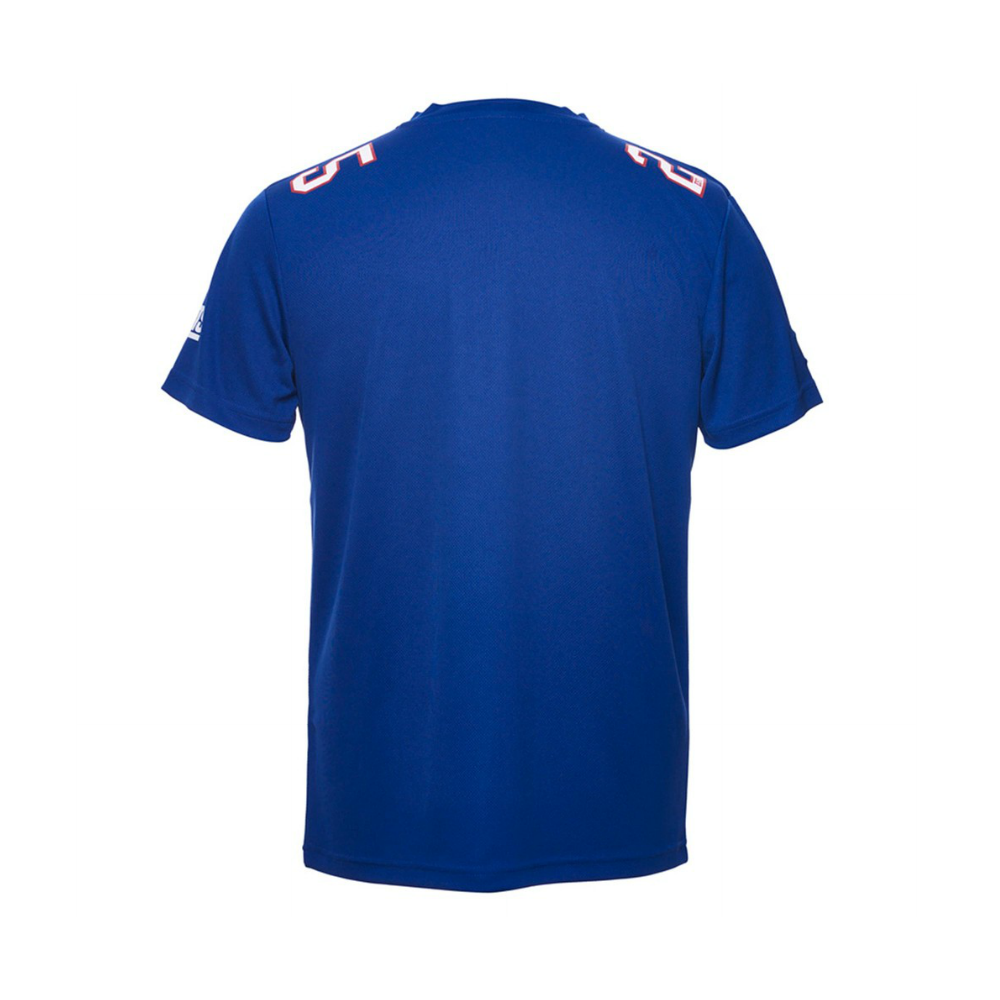 Majestic Athletic NFL New York Giants Game Poly Mesh T-Shirt ... 6575faadc9d
