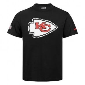 Nike NFL Kansas City Chiefs Enzyme Droptail Logo T-Shirt - Equipos ... 483a78bf1c425