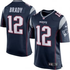 829833ef32 NFL New England Patriots Home Game Jersey - Tom Brady