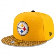 NFL Pittsburgh Steelers 2017 Sideline 9Fifty Snapback 018bbe36856