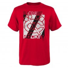 NHL Chicago Blackhawks Carbon Crafted Youth T-Shirt ba52bbacd8640